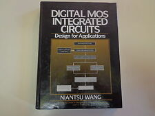 Digital MOS Integrated Circuits 1989 Computer Engineering Electronics