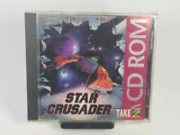 Star Crusader PC CD-ROM Video Game by Take 2 1994 for Windows