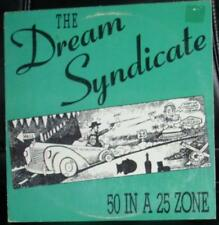 The Dream Syndicate  - 50 In A 25 Zone Vinyl LP - NM - 1987 Big Time