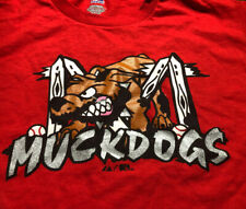 Batavia Muckdogs Small Shirt Jersey Vintage 2010 Majestic Cardinals Baseball New