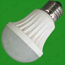 6x 9W LED à variation GLS Lampes 6500K Lumière jour Ampoules Lumière Blanche ES