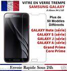 Lot 2 Vitre Film Protection Verre Trempé Samsung Galaxy S5/S6/J5/S7/Grand Prime!