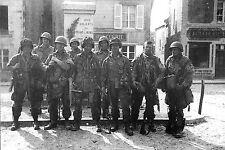 WW2 -  Sainte-Marie-du-Mont - Band of Brothers 101 ème Airborne le 6 juin 1944