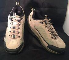 Sketchers SHAPE-UPS XT Mens Walking Shoes SN 52000EW Tan Khaki Green,Size 11