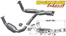 2006-2009 Chevrolet Trailblazer SS 6.0L Magnaflow Direct-Fit Catalytic Converter