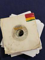 "Rare Reggae Dancehall Jamaica Steely & Clevie 1990s 7""45 Bulk Job Lot x20 VG VG+"