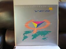 YES (TWO albums) 90120 LIVE: The Solos (SEALED) & Relayer (Jon Anderson, Squire)