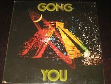 Gong rare '74 US 1st press LP You on Virgin  mint-  canterbury prog space rock