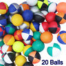 20 x Quality Juggling Balls Pro Thuds Bulk Deal - Good for Workshops - UK Made