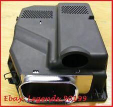 Véritable marque nouvelle PORSCHE 911 993 Motor Sound AIR BOX filter cover chrome Intake