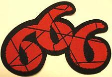 666    PATCH / AUFNÄHER # 1