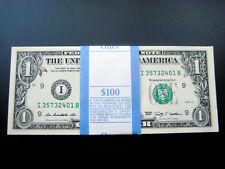 (100) $1 2009 (((I MINNEAPOLIS))) FEDERAL RESERVE CHOICE UNC GEM BU NOTE