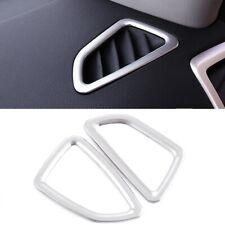 Hyundai Tucson Edelstahl Lüfungsblenden Rahmen Abdeckung Lüftung Blende Cover