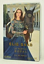 Elie Saab Le Parfum Royal  Perfume  50ml  Eau De Parfum Spray  NEW & SEALED
