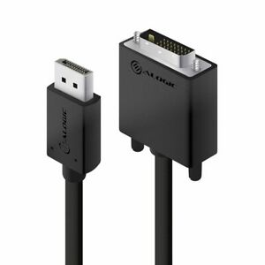 Alogic 1m Active DisplayPort to DVI-D Cable with 4K Support DP-DV4K-01-ACTV