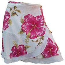 Unbranded Casual Floral Wrap, Sarong Skirts for Women