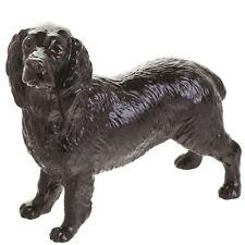 John Beswick JBD104 Cocker Spaniel Black Dog Figurine