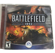 Battlefield 1942 PC Game 2 Discs 2002 - Tested