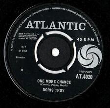 DORIS TROY - 'ONE MORE CHANCE' * UK ATLANTIC * SOUL * EX!