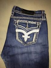 Rock Revival Jeans... Serena Easy Boot... Size 34