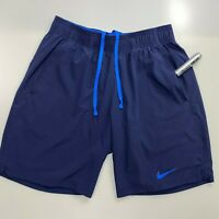 NIKE DRI-FIT MEN'S RUNNING ATHLETIC SHORTS SIZE LARGE