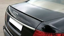 Audi A6/S6 C5 4B Saloon Rear Boot Trunk Spoiler Lip Wing Sport Trim Lid S Line