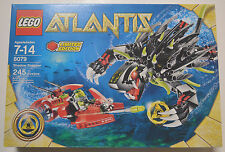 LEGO Atlantis  SHADOW SNAPPER   # 8079   New in Box  Factory Sealed