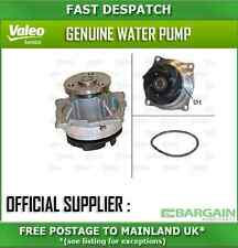 506604 1179 VALEO WATER PUMP FOR FORD FOCUS 2 1999-1999