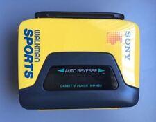 Sony WMA53 Sports Walkman-Portable Cassette Player (WM-A53/T)