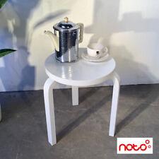 Artek 60 Hocker - Alvar Aalto - Vitra - weiß - gebrauchte Designermöbel