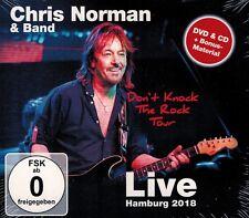 MUSIK-CD UND DVD - Chris Norman - Don't Knock The Rock Tour - Live Hamburg 2018
