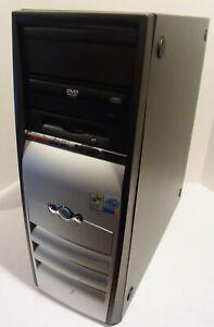 Compaq Evo D510 PC Destkop (Intel Pentium 4 2GHz 512MB NO HDD) Retro Gaming Towe