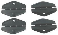 4x WINDOW GUIDE Clips Front Door Fits 82-94 GM BUICK CADDY OLDS PONTIAC 20162174