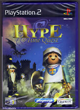 PS2 Hype - The Time Quest (2002), UK Pal, New & Sony Factory Sealed