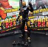 "Marvel Legends Civil War Gold-Black Ironman Armor 6"" Loose Action Figure"