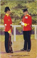 REGIMENT : The Hampshire Regiment-MCNEILL- GALE & POLDEN