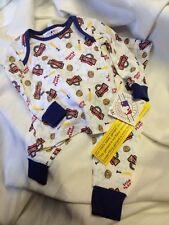 Washington Nationals MLB Baseball Baby Cotton Shirt Pants Playwear 6-9 month NEW
