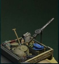 DDAY MINIATURE WWI LCP FORD T ACCESSORIES FOR ICM KIT 1/35 Cod.35123