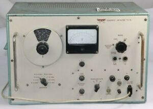 Russian Signal Generator G3-7A / Г3-7А, Tested