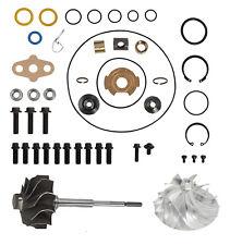 6.0L 05.5-07 Ford Powerstroke Turbo Rebuild Kit Billet Wheel Turbine Shaft
