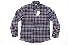 Barbour Hamilton Cuadros Window Pain XL Resistente Sherpa Camisa Chaqueta