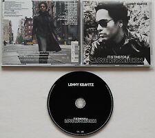 Lenny Kravitz - It's Time For A Love Revolution