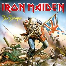 "Iron Maiden The Trooper 7"" Single Vinyl 2014 Reissue"
