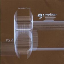 Various - The State of E:Motion Vol.8