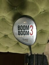 LYNX-16* BOOMBOOM Parallax 3 Wood - Lynx PT Graph Shaft R Flex Chamois Grip VGC