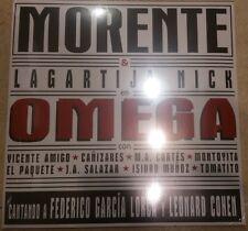 Enrique Morente & Lagartija Nick  – Omega ' LP DOUBLE MINT & SEALED