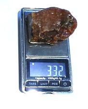 33g - Genuine Natural  Antique Old Baltic Amber Stone Bernstein
