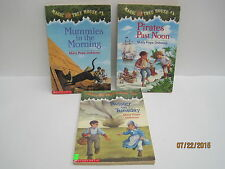Magic Tree House Books by Mary Pope Osborne, Lot of 3 Books