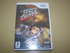 Space Chimps (Nintendo Wii, 2008) **New & Sealed**
