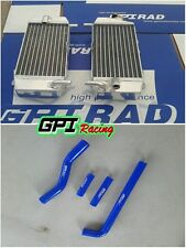 aluminum radiator +hose FOR Yamaha YZ250F 2001 2002 2003 2004 2005